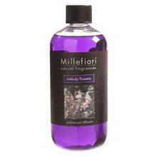 Millefiori Milano Náplň do difuzéru Millefiori Milano Natural, 500ml/Akordy květin