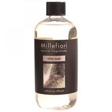 Millefiori Milano Náplň do difuzéru Millefiori Milano Natural, 500ml/Bílé pižmo