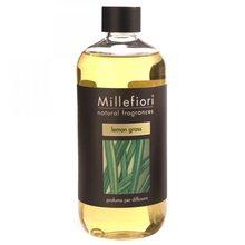 Millefiori Milano Náplň do difuzéru Millefiori Milano Natural, 500ml/Citrónová tráva