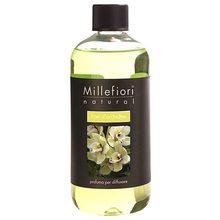 Millefiori Milano Náplň do difuzéru Millefiori Milano Natural, 500ml/Květy orchideje