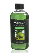 Millefiori Milano Natural Náplň pro difuzér 250ml/Green Fig & Iris