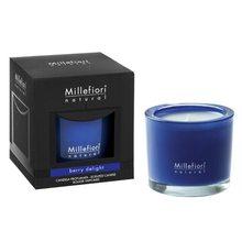 Millefiori Milano Vonná svíčka Millefiori Milano Ovocné potěšení, Natural, 180 g