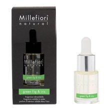 Millefiori Natural Aroma olej 15ml Green Fig & Iris