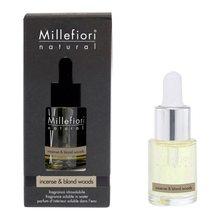 Millefiori Natural Aroma olej 15ml Incense & Blond Woods