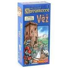 Mindok Carcassonne - 4. rozšíření Mindok rozšíření 4 (Věž)