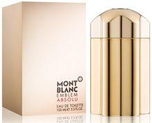 Mont Blanc Mont Blanc Emblem Absolu toaletní voda Pro muže 100ml