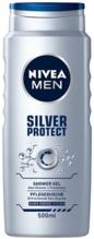 Nivea Nivea Men Silver Protect Shower Gel M 500ml