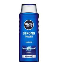 Nivea Nivea Men Strong Power posilující šampon Pro muže 400ml