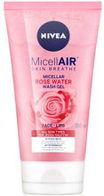 Nivea Nivea MicellAIR Rose Water Micellar Wash Gel 150ml