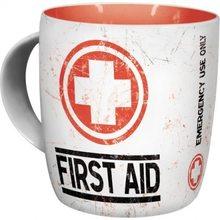 Nostalgic Art Hrnek - First Aid