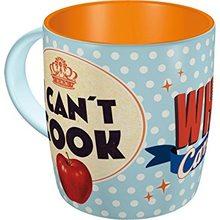 Nostalgic Art Hrnek - I Can't Cook, Who Cares?