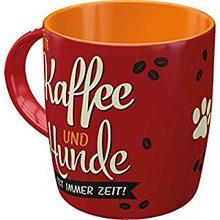 Nostalgic Art Hrnek - Paw Print Ceramic Dog Sign Coffee Cup