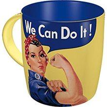 Nostalgic Art Hrnek-We Can Do It