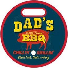 Nostalgic Art Kuchyňské prkénko - Dad's BBQ