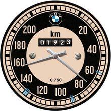 Nostalgic Art Nástěnné hodiny-BMW-Tachometer