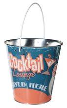 Nostalgic Art Párty kyblík - Cocktail Lounge