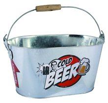 Nostalgic Art Párty kyblík - Cold Beer