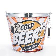 Nostalgic Art Párty kyblík - Cold Beer since 1956