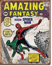 Nostalgic Art Plechová cedule - Amazing Spiderman