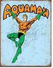 Nostalgic Art Plechová cedule - Aquaman