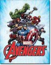 Nostalgic Art Plechová cedule - Avengers Ensemble