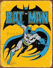 Nostalgic Art Plechová cedule - Batman (Komiks)