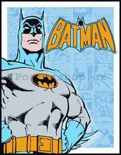 Nostalgic Art Plechová cedule - Batman (Retro Panels)
