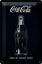 Nostalgic Art Plechová cedule – Coca Cola Sign of Good Taste