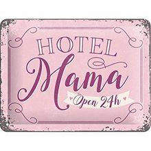 Nostalgic Art Plechová cedule - Hotel Mama
