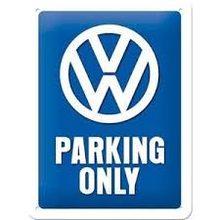 Nostalgic Art Plechová cedule - VW Parking Only