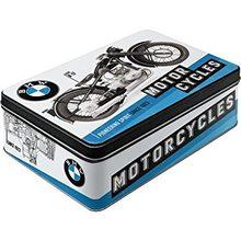 Nostalgic Art Plechová dóza-BMW-Motorcycles