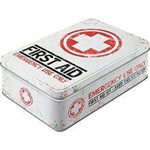 Nostalgic Art Plechová dóza - First Aid Kit