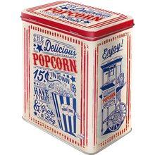 Nostalgic Art Plechová dóza Popcorn