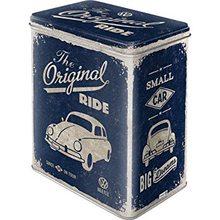 Nostalgic Art Plechová dóza-The Original Ride-Blue