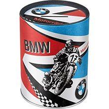 Nostalgic Art Plechová kasička-BMW-Motorcycles