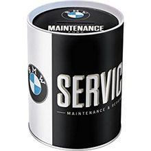 Nostalgic Art Plechová kasička - BMW Service