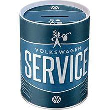 Nostalgic Art Plechová kasička-VW-Service