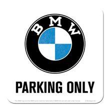 Nostalgic Art Podtácek BMW Parking