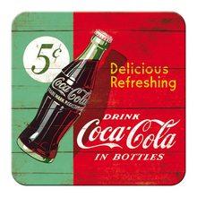Nostalgic Art Podtácek Coca-Cola Delicious Refreshing
