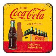 Nostalgic Art Podtácek Coca-Cola Drink in bottles