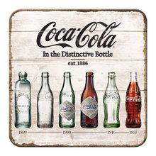 Nostalgic Art Podtácek Coca-Cola In the distinctive bottle