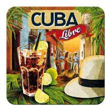Nostalgic Art Podtácek Cuba libre
