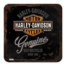 Nostalgic Art Podtácek Harley-Davidson Genuine
