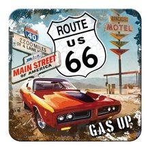 Nostalgic Art Podtácek Route 66