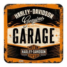 Nostalgic Art Postácek Harley-Davidson GARAGE
