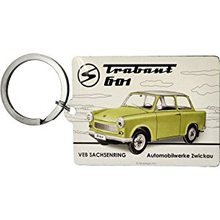 Nostalgic Art Retro klíčenka – Trabant 601