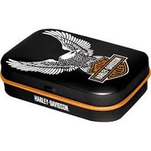 Nostalgic Art Retro Mint Box-Harley Eagle
