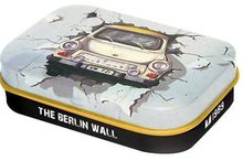 Nostalgic Art Retro mint box Trabant
