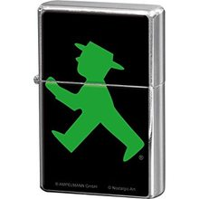 Nostalgic Art Retro zapalovač-Ampelmann Green