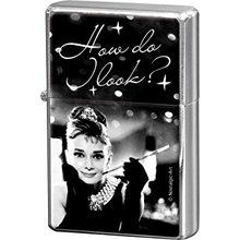 Nostalgic Art Retro zapalovač - Audrey Hepburn
